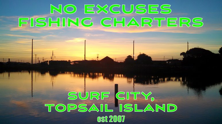 Surf City Fishing Charters Pick Up Location surf city fishing charters #1 Top Rated All-Inclusive topsail fishing guide topsail charter fishing